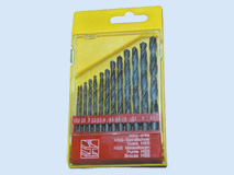 13PCS TWIST DRILL SET